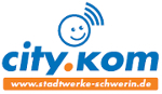 city.kom Logo, Copyright: SWS