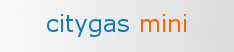 Logo citygas mini, Copyright: SWS